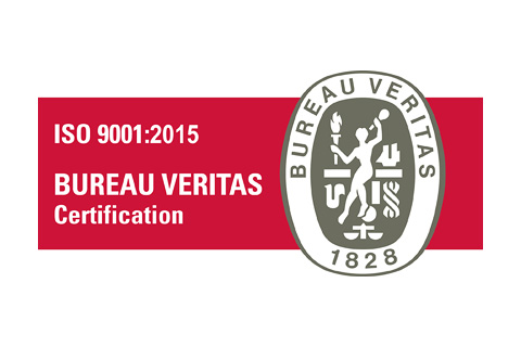 Certification ISO-9001-2015